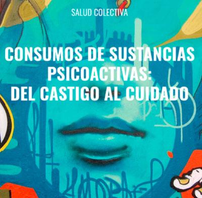 Consumo de sustancias psicoactivos